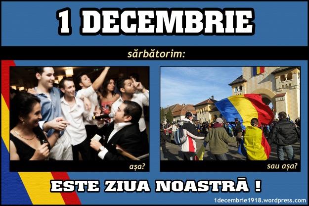 1 decembrie Marea Unire unirea transilvaniei cu România
